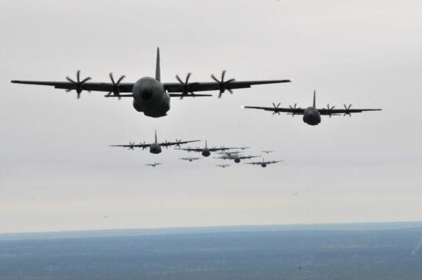 Nuée Hercules_USAF
