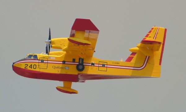Bombardier CL-415 Québec
