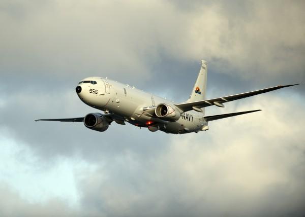 L'US Navy engage deux Boeing P-8A dans Rimpac 2014.