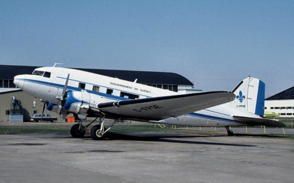 SAGQ DC-3