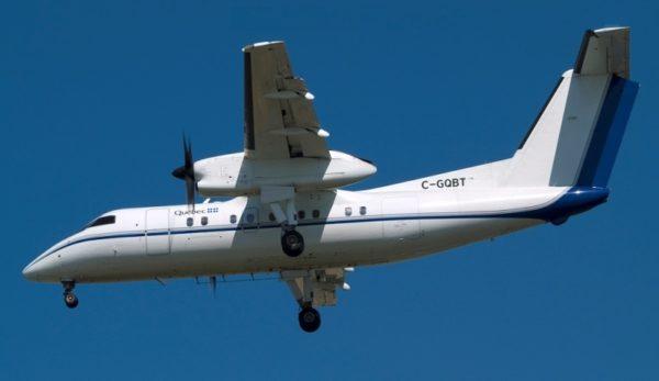SAGQ / Bombardier Dash 8-200
