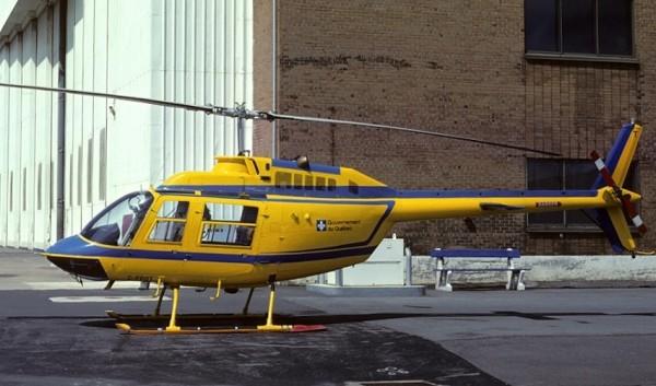 SAGQ Jetranger II