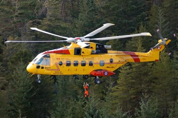 AERIALS CORMORANT HELICOPTER