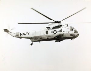 Sikorsky HSS-2 Sea King, l'origine du VH-3.