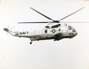 Sikorsky HSS-2 Sea King, l'origine du VH-3.