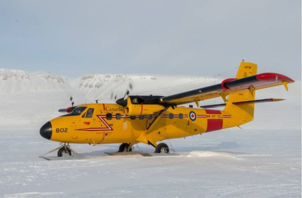 Twin Otter 100 RCAF