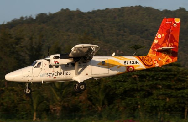 Twin Otter Air-Seychelles