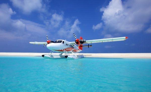 Twin Otter Maldives