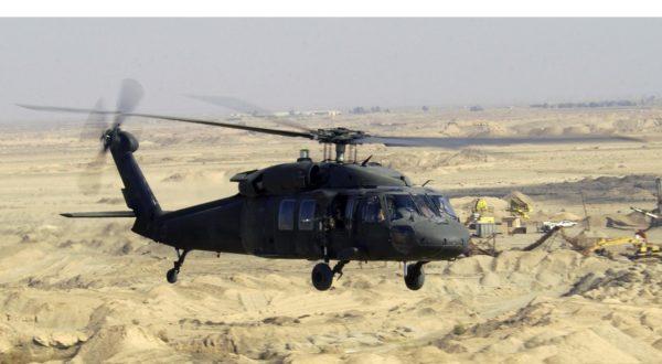 le H-60 blackhawk
