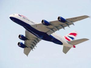 Airbus présentait un 2ème A380 dont celui avec la superbe livrée de British Airways