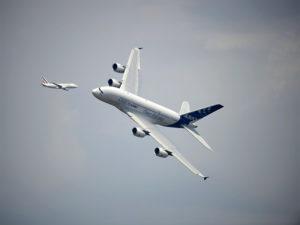 L'A380 magistral et maniable