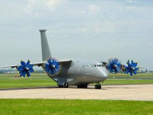 L'An-70, le cousin russe de l'A400M