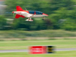 L' Ellipse LH-10 avion d'observation en matériaux composites