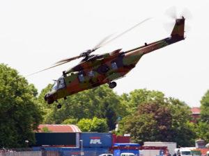 L'ALAT avec ses premiers NH90 Caïman