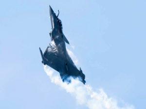 Le Dassault Rafale et sa manoeuvrabilité