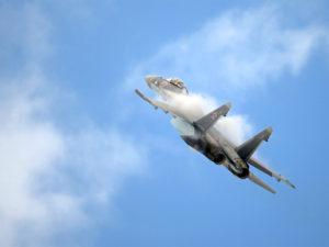 Le Su-35 envoi du lourd