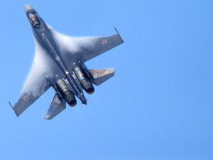 Superbe Sukhoï Su-35