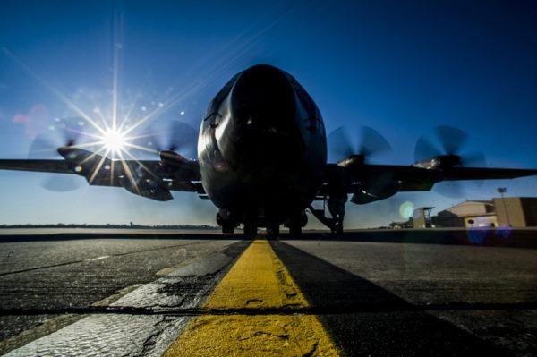 Pour la dernière fois, C-130E