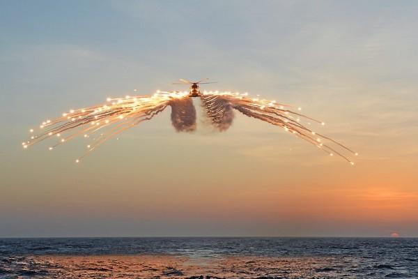 merlin-flares