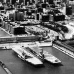 Les porte-avions d'eau douce du Lac Michigan