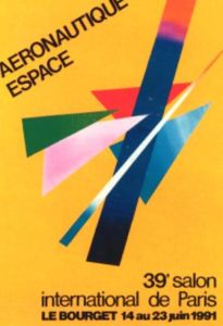 L'affiche du salon de 1991