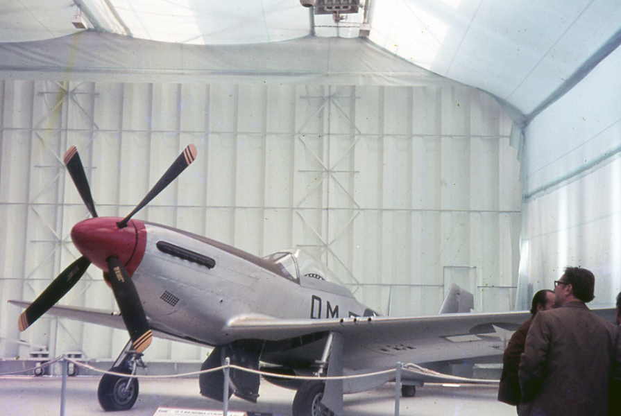 Retour sur le salon du bourget 1975 reportage for Salon aviation bourget