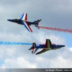 Alpha Jet de la Patrouille de France