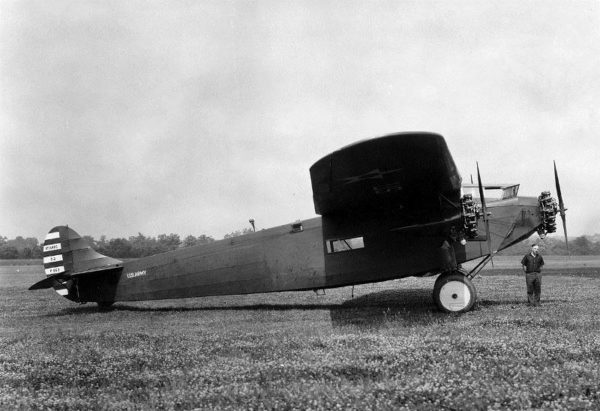 Hilo Atlantic-Fokker C-2 Bird of Paradise