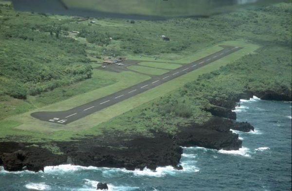 Lindberg Hana Airport
