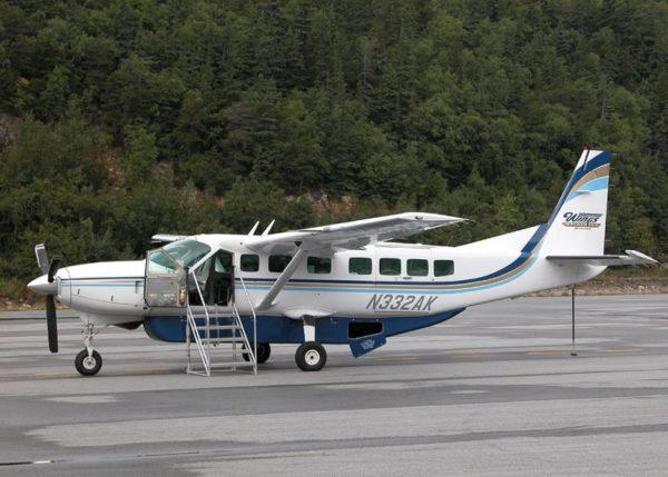 Skagway Cessna Caravan