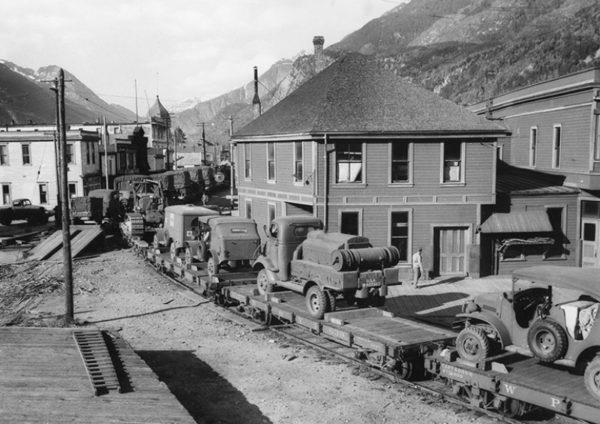 Skagway WWII