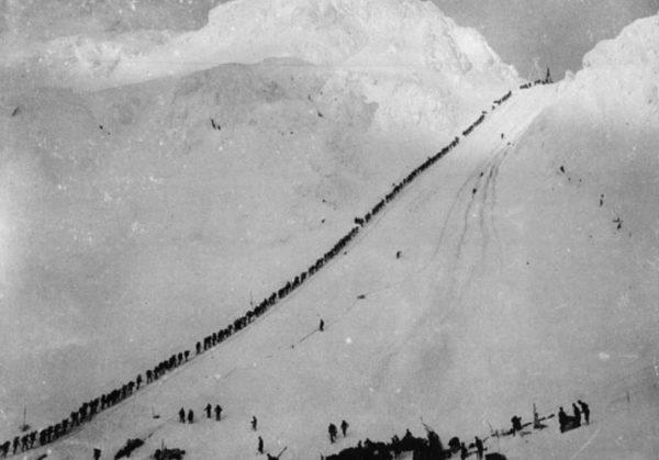 Whitehorse Chilkoot Pass