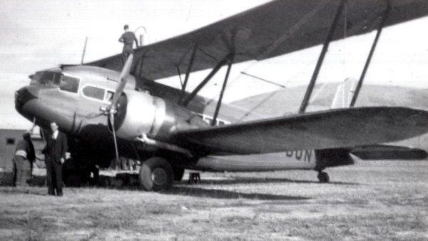 Whitehorse Curtiss Condor