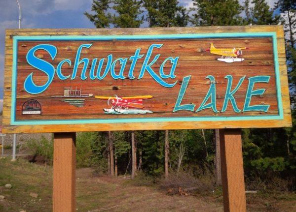 Whitehorse -Schwatka Lake