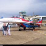 MiG-29OVT - Bourget 2007