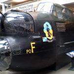 Fuselage d'Avro Lancaster - Imperial War Museum de Londres