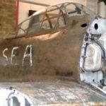 Reste d'un Zero - Imperial War Museum de Londres