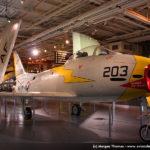 North American FJ-3 Fury - Intrepid Museum