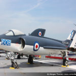 Supermarine Scimitar F1 - Intrepid Museum