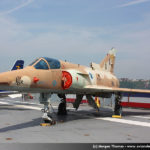 IAI F-21A Kfir - Intrepid Museum