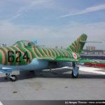 Mikoyan-Gurevitch MiG-15 - Intrepid Museum