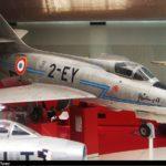 Dassault MD-454 Mystere IVA - Musée de l'Air et de l'Espace
