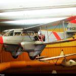 De Havilland DH-89A Dragon Rapide - Musée de l'Air et de l'Espace