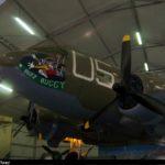 Douglas C-47A Skytrain - Musée de l'Air et de l'Espace