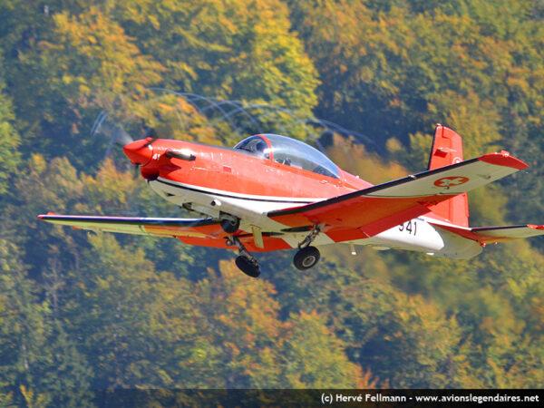 Pilatus PC-21- Meiringen