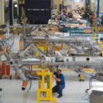 Ateliers de réparations des trains d'aterrissage