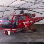 Alouette III F-ZBAN Sécurité Civile - Mois de l'Hélicoptère