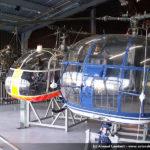 Les trois Alouette - Mois de l'Hélicoptère
