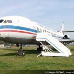 SNCASE SE-210 Caravelle - Musée Delta