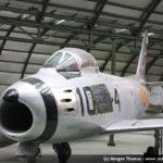 North American F-86F Sabre C5-58